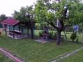 Chalupa MOKRÁŠ- dvor